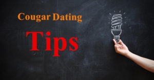 cougar dating tips